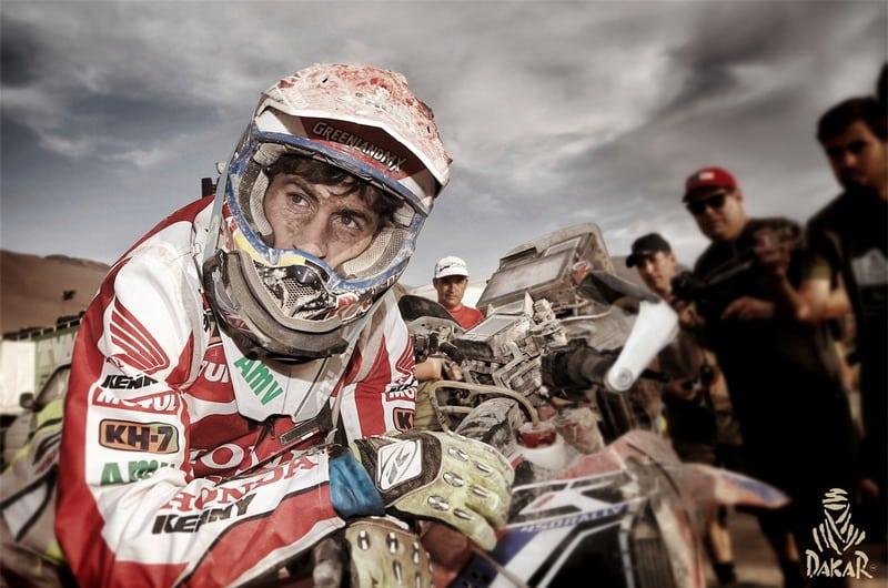 Joan Barreda and Michael Metge race Vegas to Reno