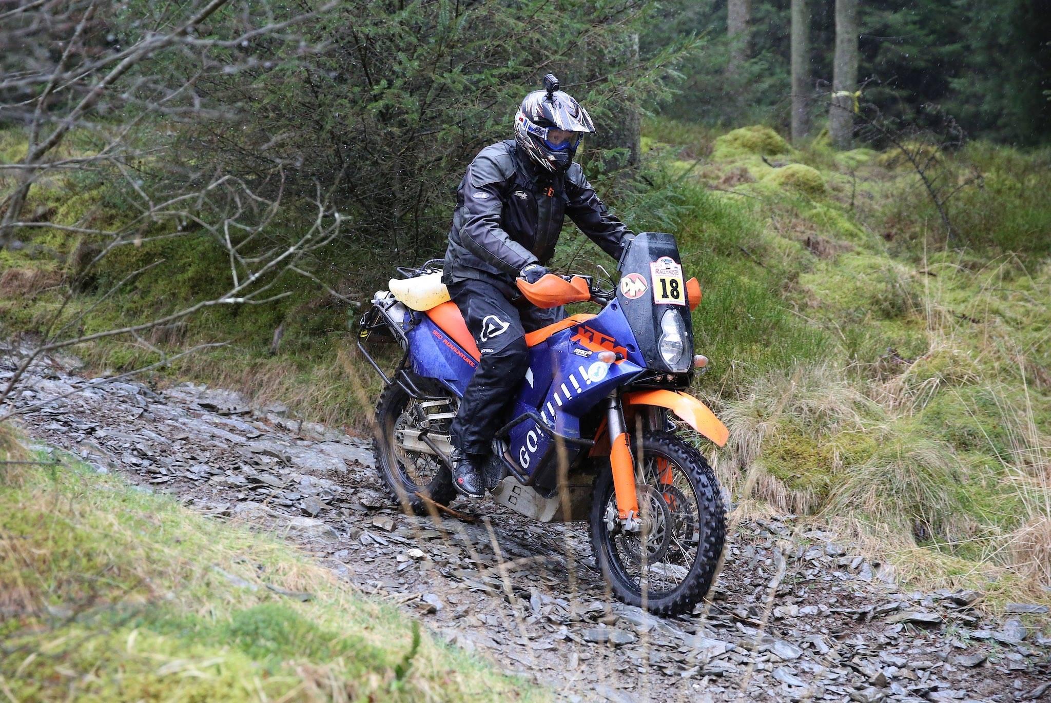 Big Bike Rally Challenge is coming back