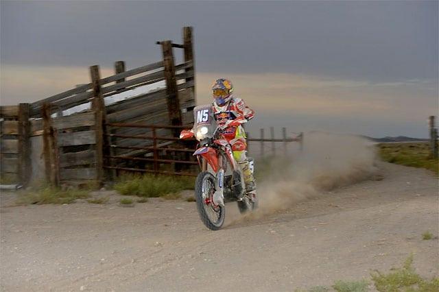 Barreda unbeatable on Vegas to Reno 1000km race