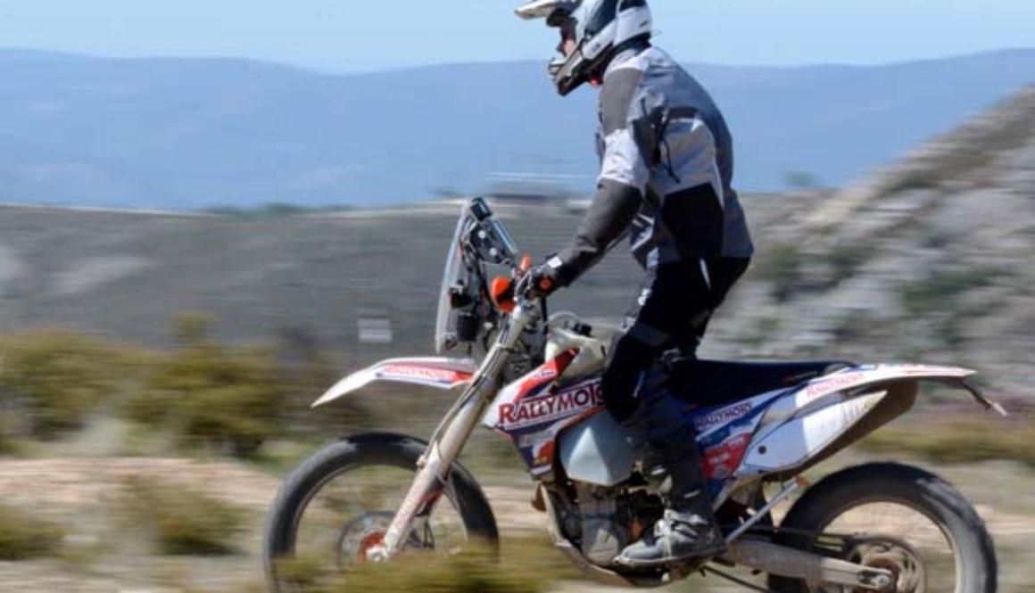 RallyMoto roadbook event to replace BAJA GB