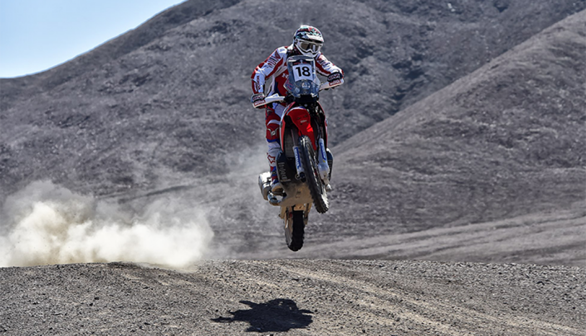 Chile hosts Atacama Rally (FIM)