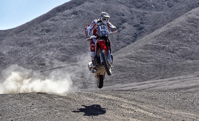 Chile hosts Atacama Rally (FIM)