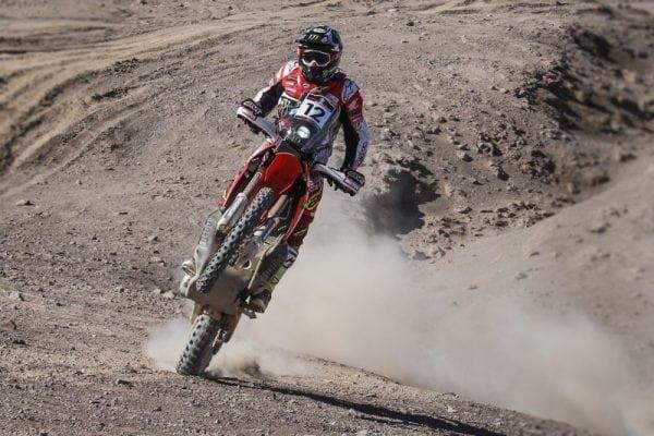 Desafío Ruta 40: Kevin Benavides and Monster Energy Honda Team win