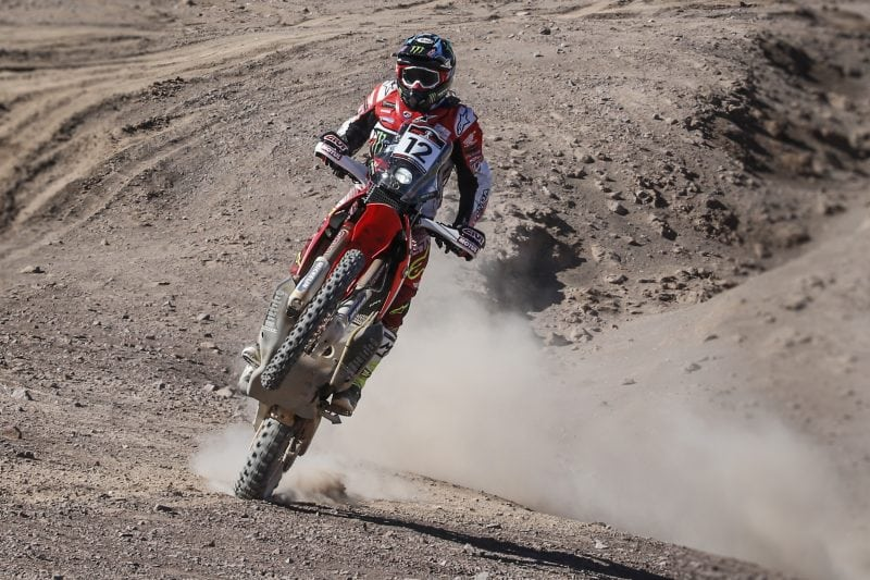 Desafío Ruta 40: Kevin Benavides and Monster Energy Honda Team win