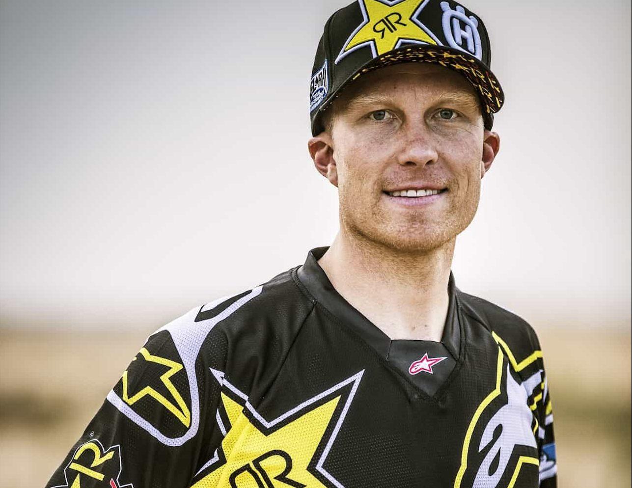 New Team Husky Rider – Andrew Short USA