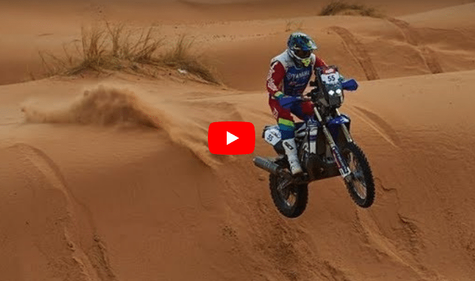 Video: PanAfrica Rally
