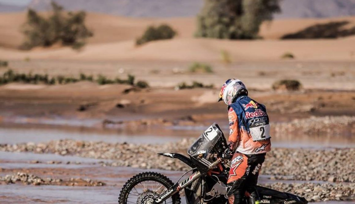 Oilibya Rally: Sunderland and Gonçalves out