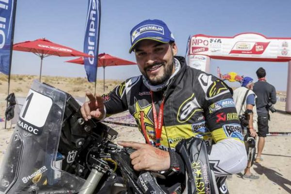 Quintanilla wins FIM Cross-Countries Rallies Championship 2017