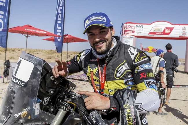 Quintanilla wins FIM Cross-Countries Rallies Championship 2017