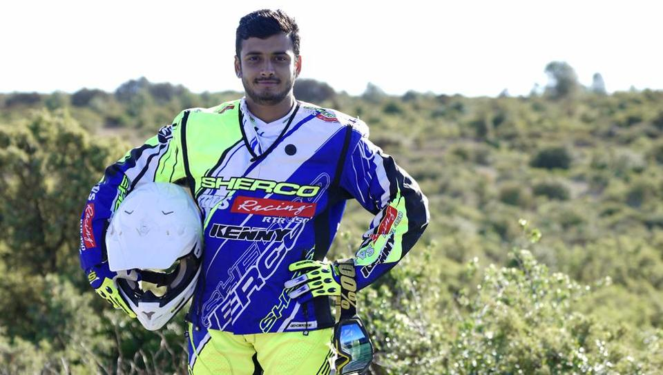 Top Indian rider to take part in Dakar 2018