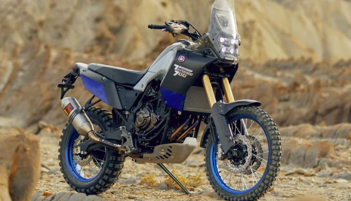 Yamaha Super Tenere Uk