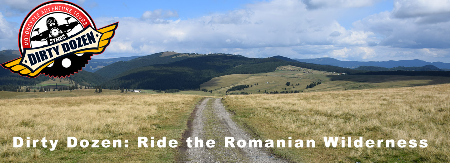 Romanian Wilderness Adventure
