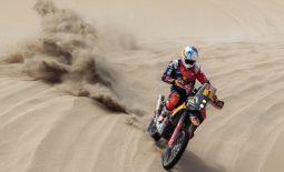 Abu Dhabi Challenge: Sam Sunderland is ready to roll