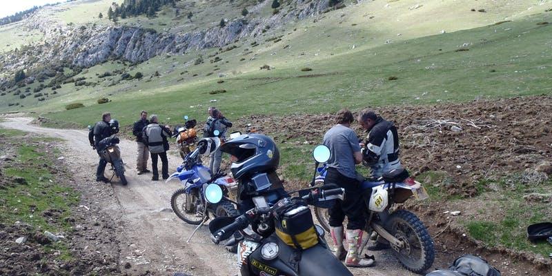 Dirty Dozen Pyrenees – New Adventures