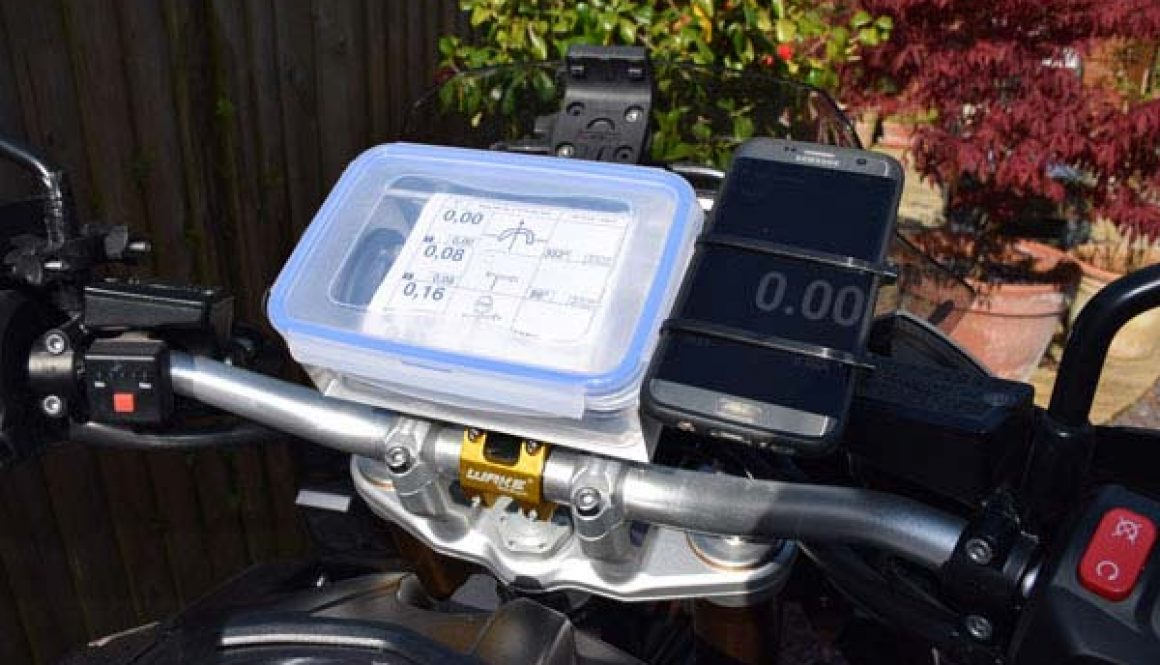 Roadbook format and smaller size