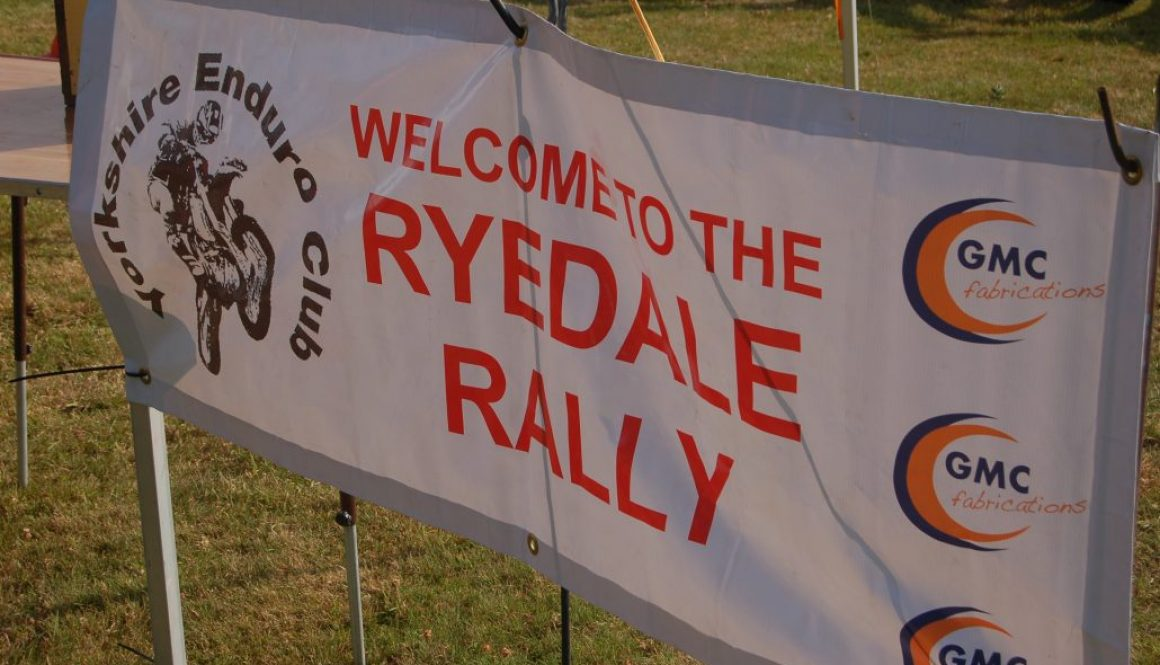 Red Hot Ryedale Rally 2018 + Results