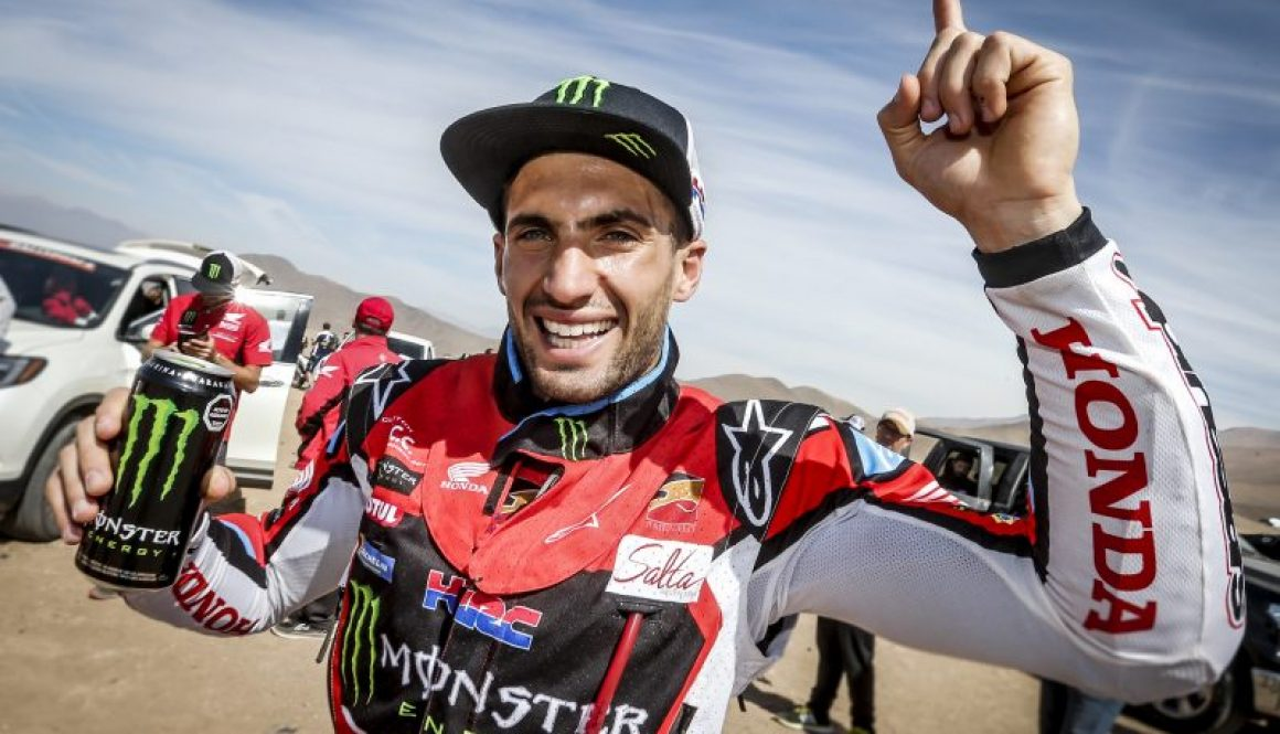 Atacama 2019: Honda take the win with Kevin Benavides