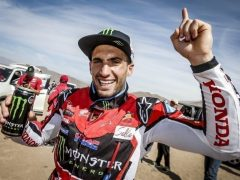 Atacama 2019: Honda take the win with Kevin Benavides