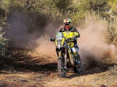 Hungarian Baja 2018: Stefan Svitko takes the win for the second year running.