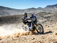 Atacama 2018: Andrew Short secures his best stage result
