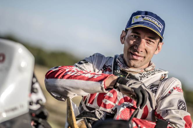 Indian Baja: Joaquim Rodrigues takes the win for Hero