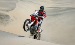 Desafio Inca Rally: Honda are turning up the heat