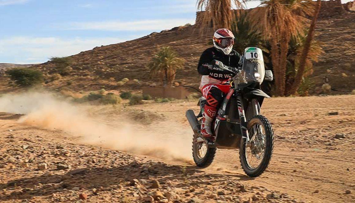 AFRICA ECO RACE 2019: ULLEVALSETERgettingthings back in order