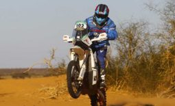 AFRICA ECO RACE 2019: First stage victory for JENSEN