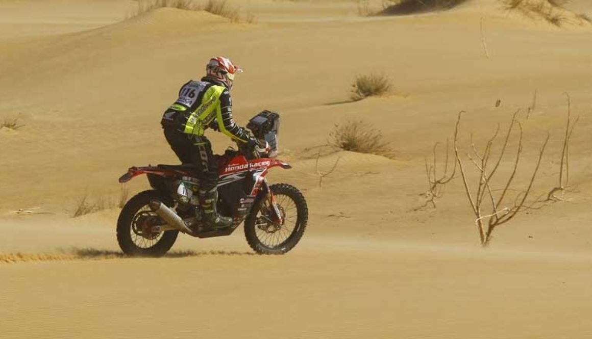 AFRICA ECO 2019: STAGE VICTORY FOR AGAZZI