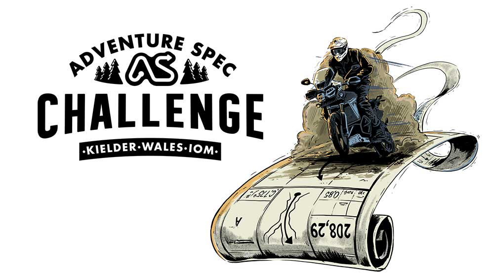 The Adventure Spec Challenge 2019 + Video
