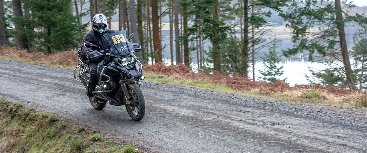 This is what your adventure bike was made for.