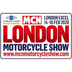 RallyMoto at the London Motorcycle Show