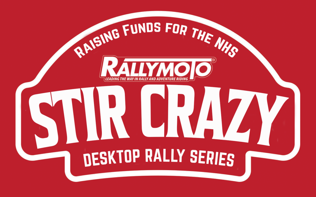 STIR CRAZY RALLY – DONATIONS FOR NHS £2262.00