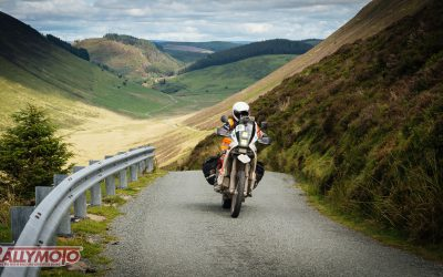 The Tour of Wales Roadbook Challenge