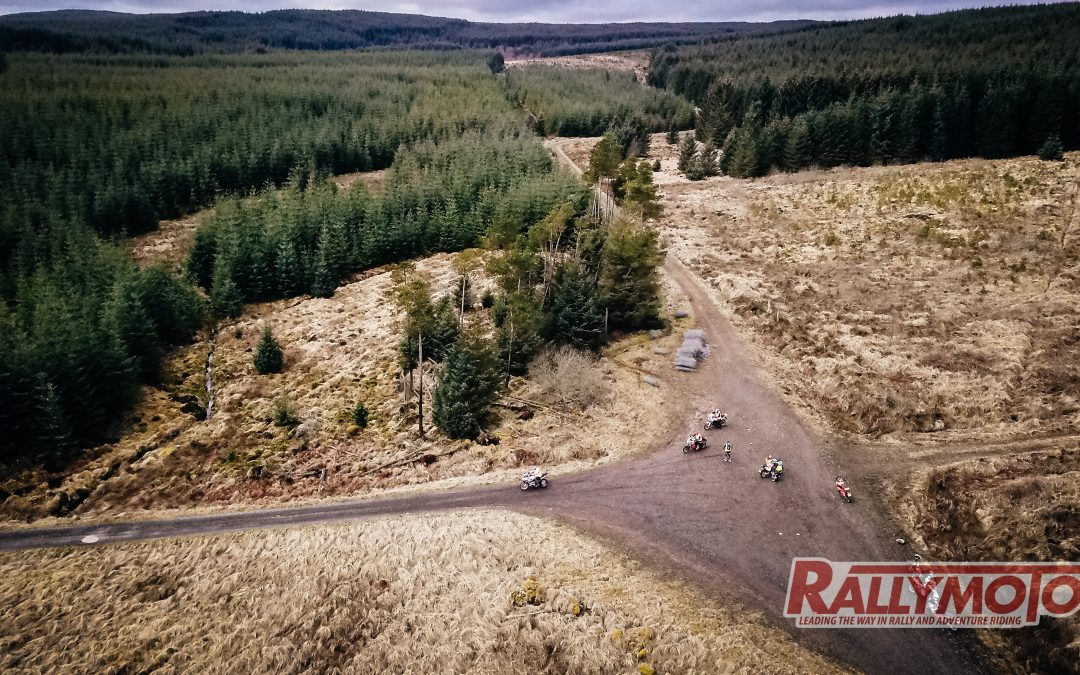 Experience the Joys of Riding in Kielder Forest and Get Adventure Rally Ready all in One Weekend…