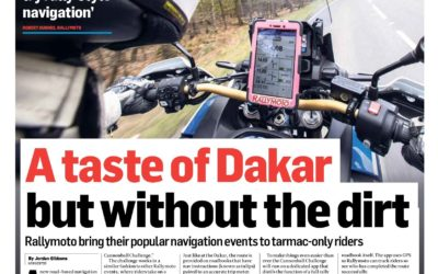 RallyMoto Makes Motorcycle News