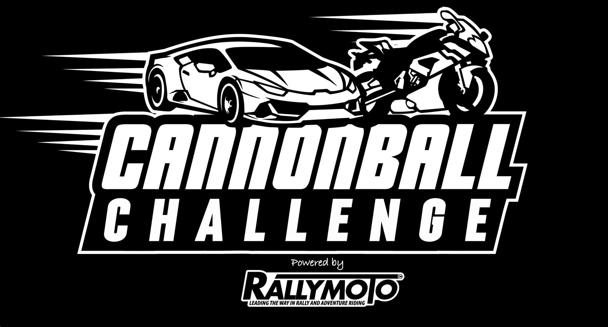 Cannonball Challenge - a tarmac based roadbook challenge